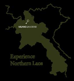 Carte Muang La Lodge