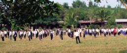 Muang La Village
