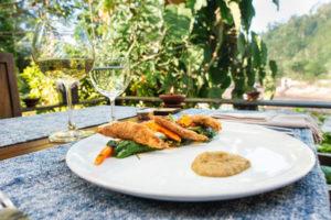 Lunch at Muang La Lodge